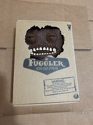 $ CDN42.76 • Buy Spin Master Chase Fuggler Mr. Buttons Brown Burlap Glow In The Dark Teeth