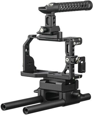 $ CDN261.81 • Buy Ikan Stratus Complete Cage For Sony A7 III Series Cameras