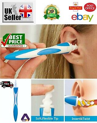 $ CDN8.50 • Buy 17pc Ear Wax Removal Tool Ear Wax Cleaner Q-Grips Ear Wax Remover With 16Tips UK