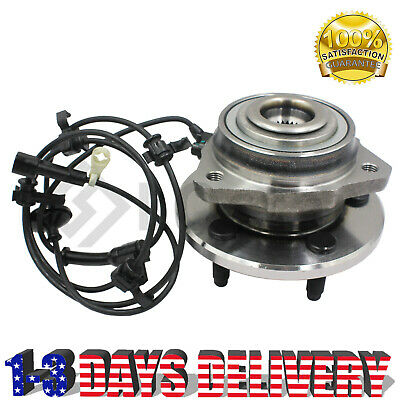 $36.58 • Buy Front Right Wheel Hub & Bearing Assembly W/ ABS For 02-07 Jeep Liberty 3.7L