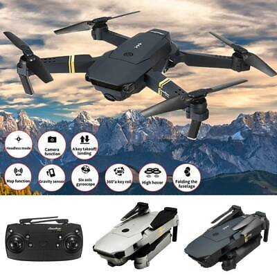 Drone X Pro WIFI FPV 4K HD Wide Angle Camera Foldable Selfie RC Quadcopter Gifts • 25.49£