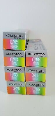 Wella Koleston Perfects Hair Color Special Mix Colors - New In Box Choose Shade • 9.39£