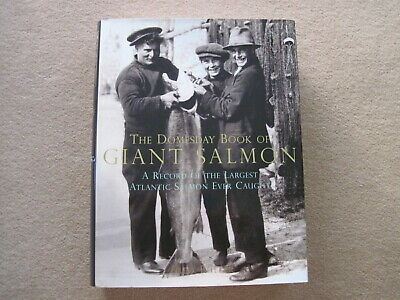 £81 • Buy The Domesday Book Of Giant Salmon Fred Buller New Signed First Edition