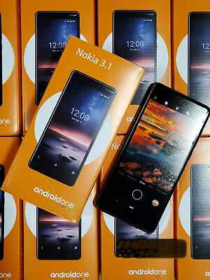 $ CDN250.46 • Buy  Lot Of 2 Nokia 3.1 A - 32GB -Black Complete, Any GSM Carrier Unlocked