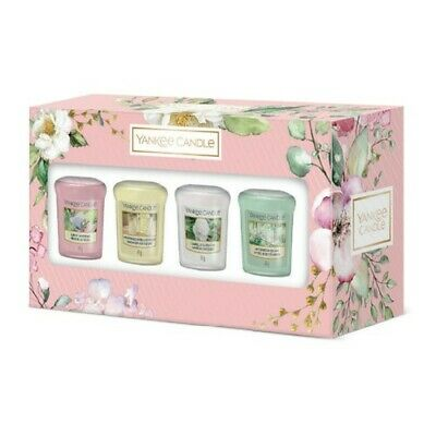 Yankee Candle Votive Sampler Candles Scented Room Mix Fragrance Set Of 4 New Box • 14.94£