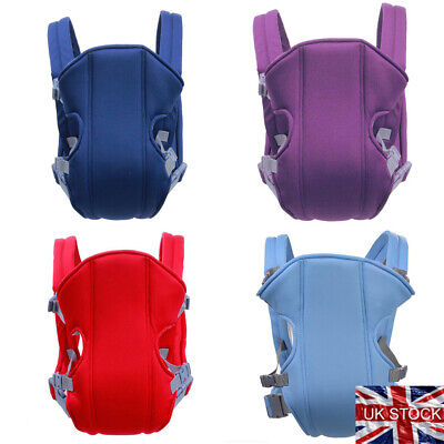 3in1 Hip Seat Baby Carrier Backpack Front Facing Ergonomic Design For Toddler ER • 8.97£