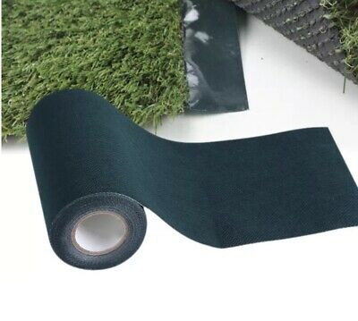 £7.95 • Buy Artificial Grass Self Adhesive Strong Joining Tape Fixing Lawn Astro Turf  5m