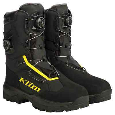 $ CDN488.83 • Buy Klim Adrenaline Pro GTX BOA Mens Snowmobile Boots - Black - 12