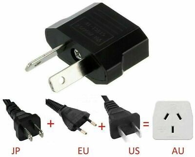 AU4.27 • Buy Usa Us Eu Adapter Plug To Au Aus Australia Travel Power Plug Convertor..at