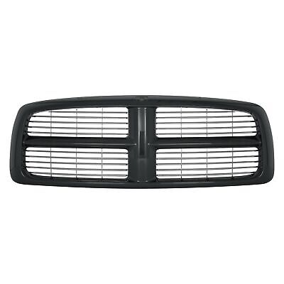 $67.59 • Buy For Dodge Ram 1500 2002-2005 Replace CH1200259 Grille
