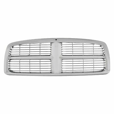 $65.83 • Buy For Dodge Ram 1500 2002-2005 Replace CH1200261 Grille