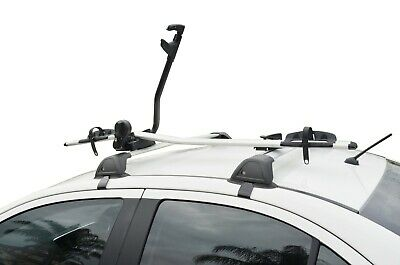 AU119.95 • Buy Alloy Roof Rack Frame Mounted Bike Bicycle Carrier Holder