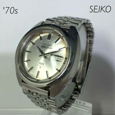 $ CDN252.01 • Buy SEIKO 5 ACTUS Automatic Vintage Watch 23 Jewels Made In 1970 From Japan DHL