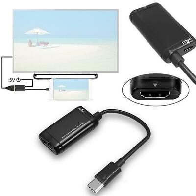 AU7.35 • Buy 1080P Type C To HDMI Cable Converter USB-C Adapter Tablet USB3.1 New For Y8L9