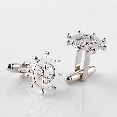 Luxury Women Musical Note Cufflinks French Music Symbol Notes Men Cufflinks • 3.50£