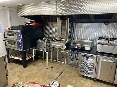 Takeaway Pizza And Kebab Shop For Sale,food, Local Business, Good Business, • 20,000£