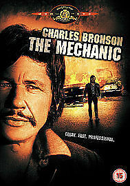 The Mechanic (charles Bronson) [dvd] 7 - New & Sealed • 6.95£