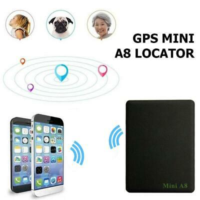 A8 Mini Car GPS GPRS Tracker Vehicle Spy GSM Real Time Tracking Locator Device • 7.29£