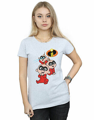 Disney Women's The Incredibles Jak Jak T-Shirt • 16.99£