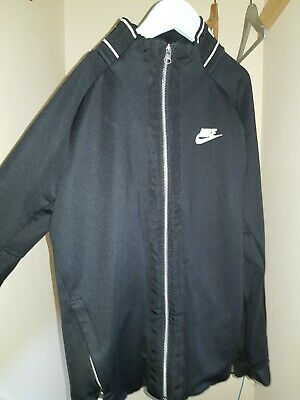 Nike Track Suit Top Mens 13 To 15 Years • 10.50£