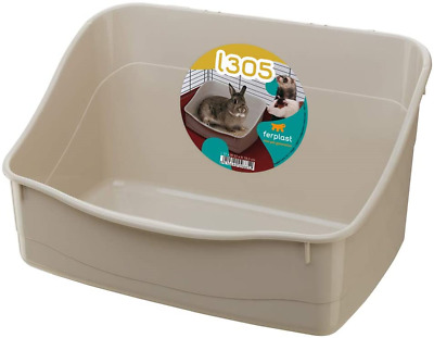 Ferplast Rabbit Litter Tray L 305 Toilet For Rodent Cages Rabbits And Small Easy • 9.51£