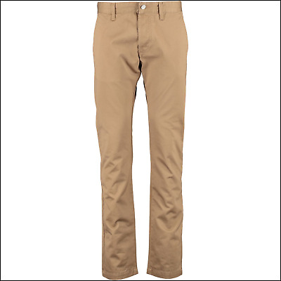 Edwin 55 Chinos Natural Brown Size 29x33 • 39.99£