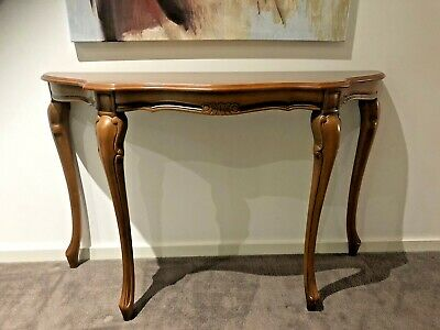AU175 • Buy Antique Hall Table, Solid Timber