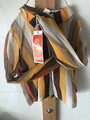 AU38.25 • Buy VINTAGE 1960s 1970s Polyester Woman's Clothing Dress Top Shirt W/ ORIGINAL TAGS!