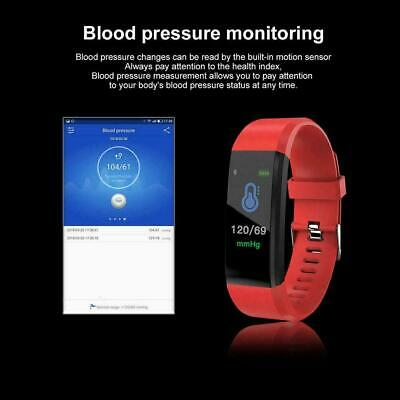 AU8.65 • Buy Sport Health Waterproof Fitness Smart Watch Activity Band Tracker Wrist G7G8