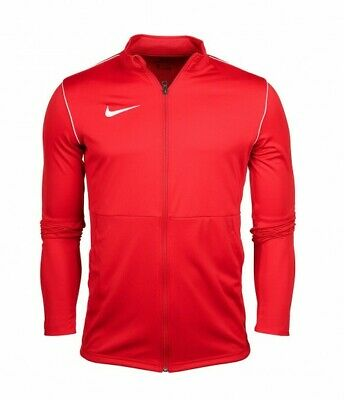 Nike Park 20 Track Top Mens Red, Running, Tracksuit Top, Gym, UK Sizes S,M,L,XL • 19.95£