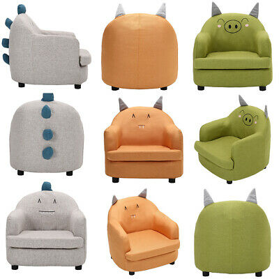 £35.95 • Buy Children Armchair Sofa Lounge Chair Cushion Low Deep Seat For Kid Toddler Child