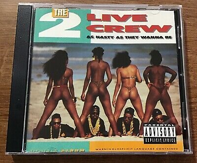 $ CDN21.39 • Buy The 2 Live Crew - As Nasty As They Wanna Be CD - Me So Horny