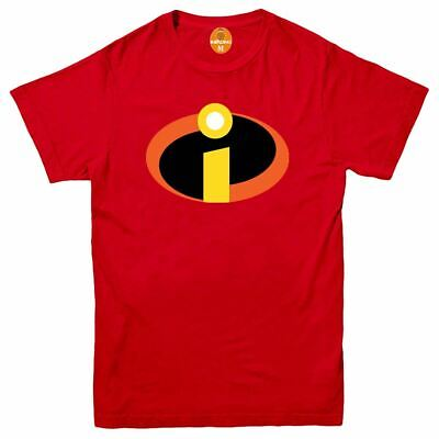 Teacher Gift , Mr Incredible / The Incredibles Super Hero T Shirt Fancy Dress • 6.89£