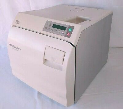 $4499 • Buy Midmark Ritter M11 Ultraclave Automatic Sterilizer Autoclave Dental