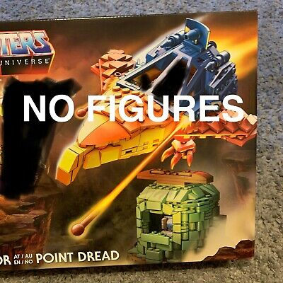 $27.99 • Buy NO FIGURES! Mega Construx Masters Of The Universe Point Dread
