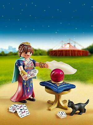 Playmobil Easter Egg 9417 Fortune Teller With Cat Witch Kid's Gift Toy Game RARE • 12.49£