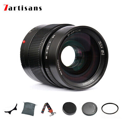 $ CDN571.97 • Buy 7artisans 28mm F/1.4 Lens For Sony E Mount NEX A7 A7II A7R A7RII A7S