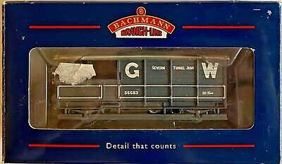 Bachmann 00 Gauge - 33-300b - 20 Ton Toad Brake Van Gwr Grey Severn Tunnel Junct • 15.99£