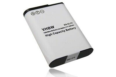 BATTERY 1400mAh FOR Nikon CoolPix S810, P900  • 8£