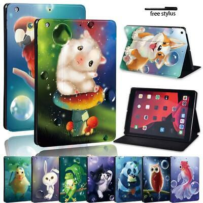 £7.99 • Buy PU Leather Stand Tablet Cover Case For Apple IPad 5/6/7th / Mini 1/2/3/4/5