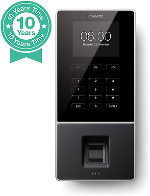 TimeMoto TM-626 - Clocking In System With Fingerprint And RFID Reader For Up To • 415.79£
