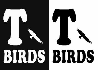 £1.50 • Buy T-birds Grease Stag Hen Party Fancy Dress Iron On T-shirt Transfers A5 A4