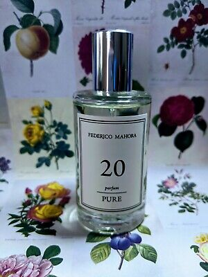 FM 20 Pure Perfume For Her Inspired By Victor&Rolf Flowerbomb 50ml • 12£