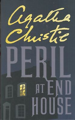 Peril At The End House - Agatha Christie - Good - Paperback • 3.99£