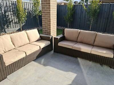 AU1000 • Buy Wicker Outdoor Couches