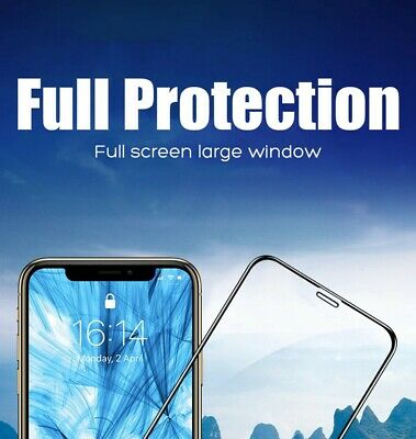 AU1 • Buy   Tempered Glass  9999D ULTIMATE Screen Protection For IPhone6 To 11 On Ebay