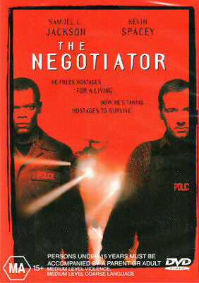 AU9.99 • Buy The Negotiator : Kevin Spacey : New Old Aus Stock :  NEW DVD