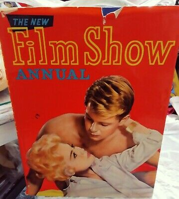 £5.90 • Buy Vintage 1950s Film Show Annual Actors Actresses Hollywood, PLEASE READ