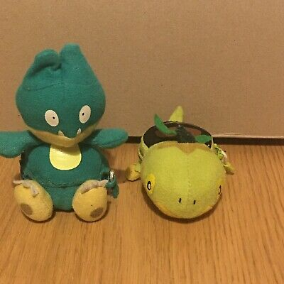 2 X Pokemon Munchlax And Turtwig Transforming Poke Ball Plush Soft Toys • 22.95£