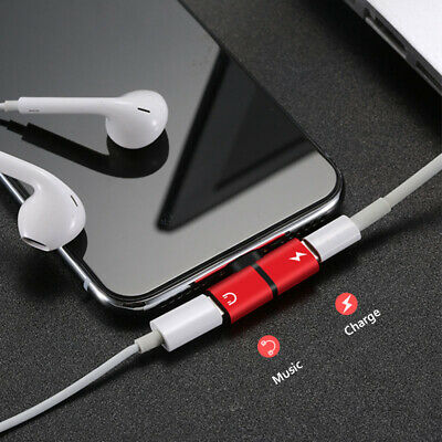 AU1 • Buy Audio Headphone Adapter Charger Dual Splitter IPhone 6 To IPhone 11